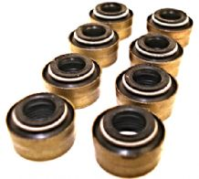 "Ford Pinto 2.0L OHC Genuine ""Victor Reinz"" Valve Stem Oil Seals x 8"